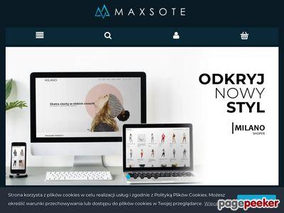 MaxSOTE.pl - szablony allegro