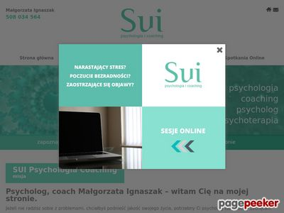 SUI Psychologia Coaching